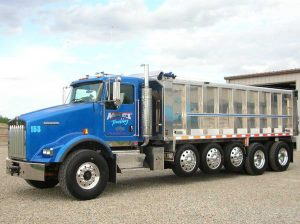 Equipment - 6 Axle Dump Trucks