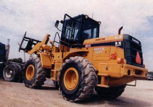 Trucks - Equipment - Loader