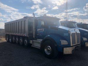 2- 2015 Dump Trucks for Sale